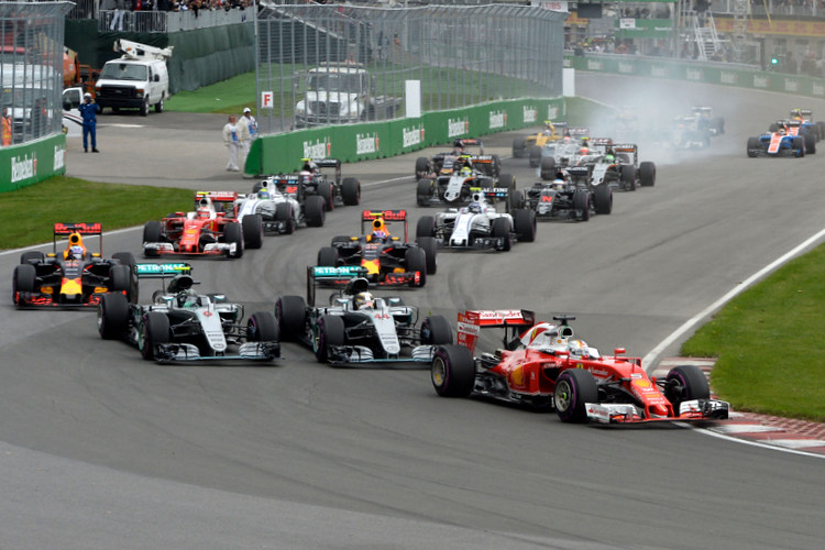 Формула-1. Гран-при Венгрии. Свободная практика. Прямая трансляция