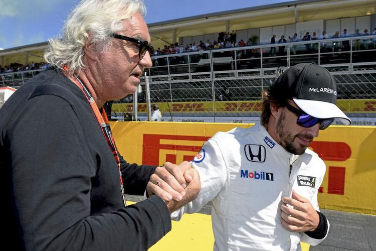 Briatore Alonso