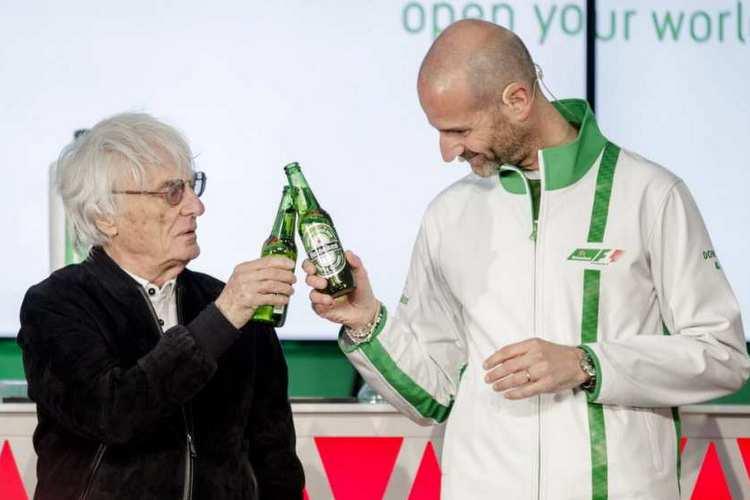 Gianluca di Tondo, Bernie Ecclestone