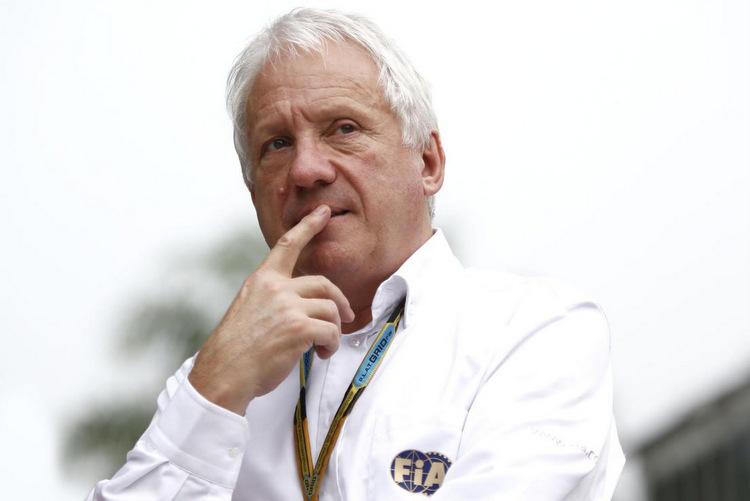 Motorsports: FIA Formula One World Championship 2014, Grand Prix of Malaysia, Charlie Whiting (FIA) *** Local Caption *** +++ www.hoch-zwei.net +++ copyright: HOCH ZWEI +++
