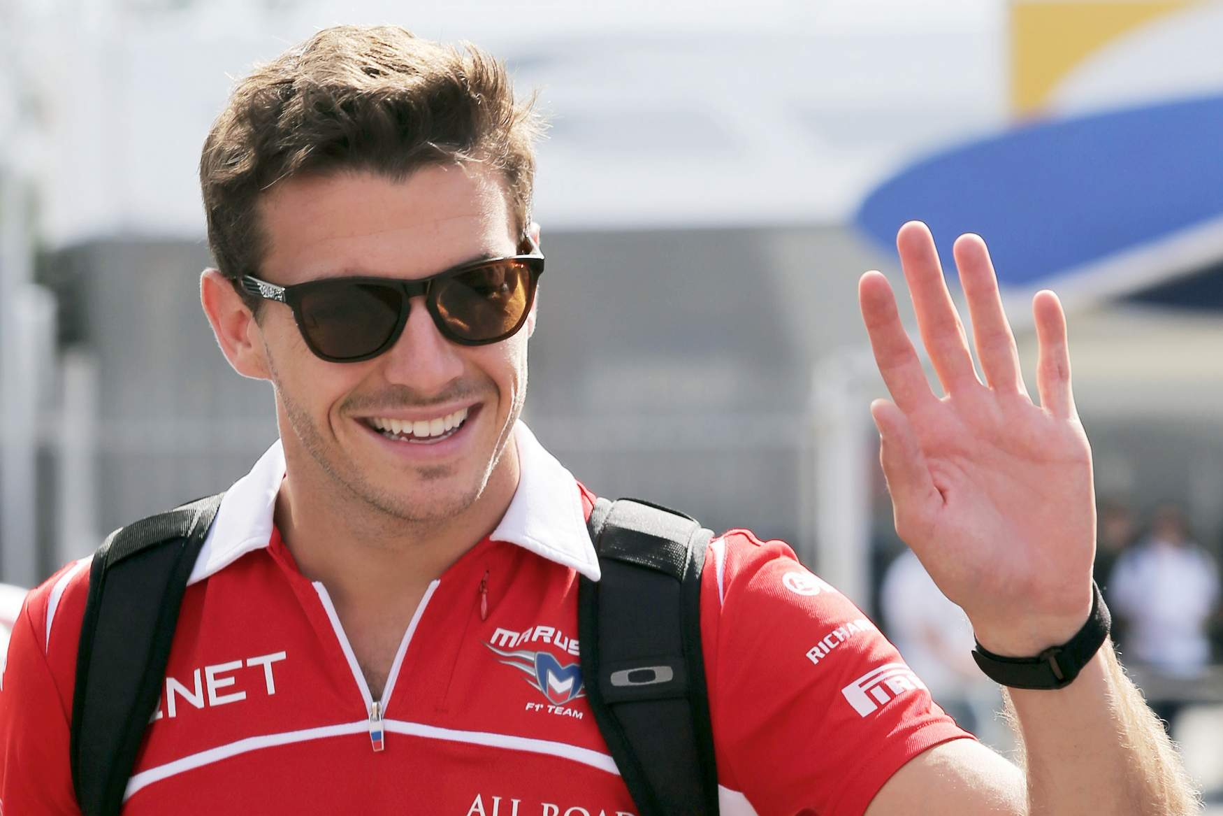 Jules Bianchi (FRA) Marussia F1 Team. 04.09.2014. Formula 1 World Championship, Rd 13, Italian Grand Prix, Monza, Italy, Preparation Day.