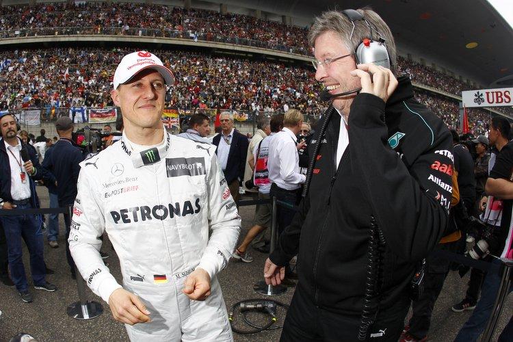 Motorsports: FIA Formula One World Championship 2012, Grand Prix of China