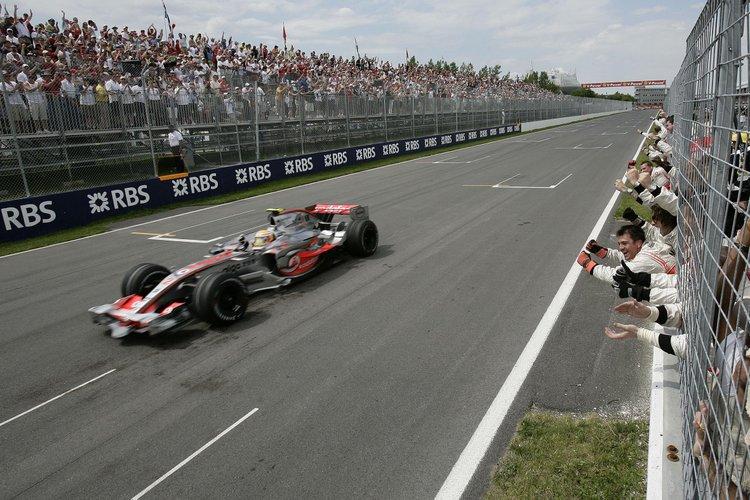 Hamilton McLaren