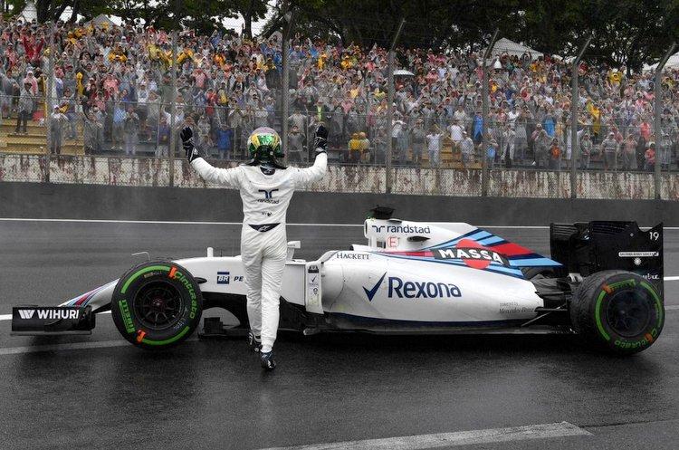 Massa, Interlagos, Finla race,