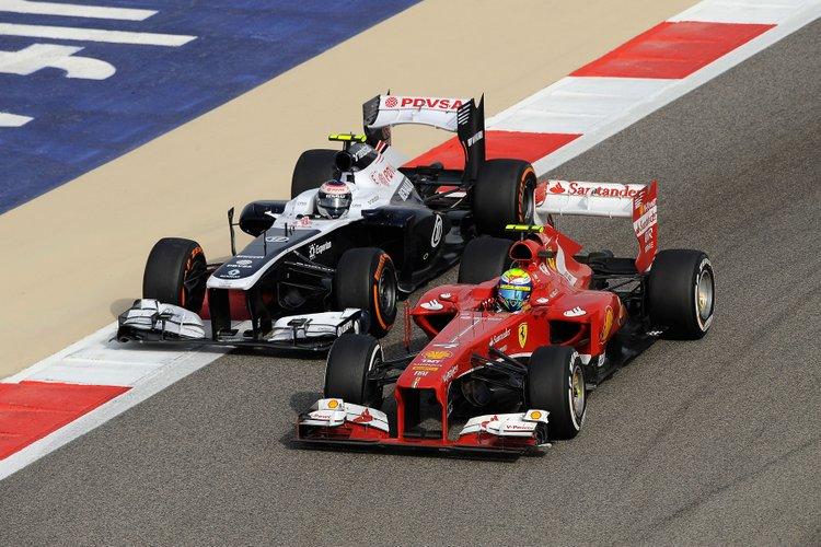 GP BAHRAIN F1/2013