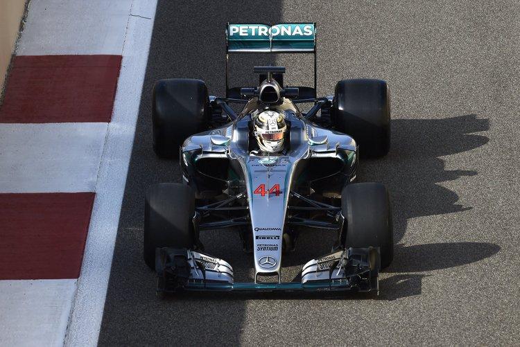 Hamilton 2017 F1 tyres