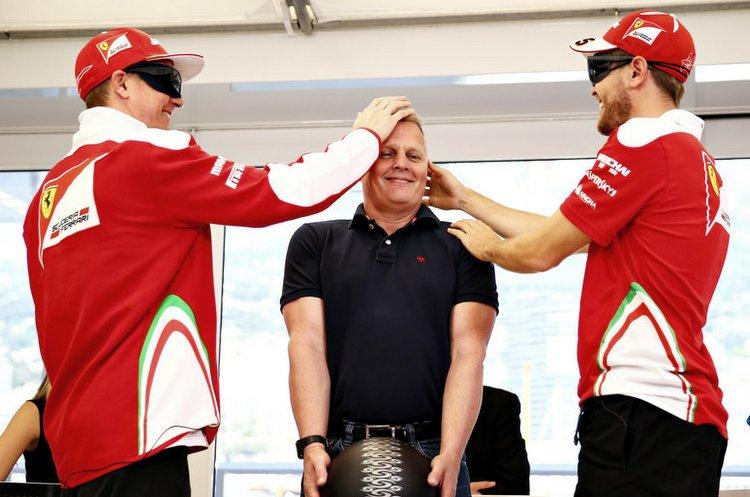 Vettel herbert raikkonen