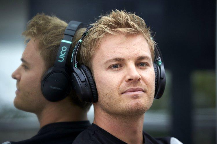 Formel 1 - MERCEDES AMG PETRONAS, Großer Preis von Mexiko 2016. Nico Rosberg ;Formula One - MERCEDES AMG PETRONAS, Mexican GP 2016. Nico Rosberg;