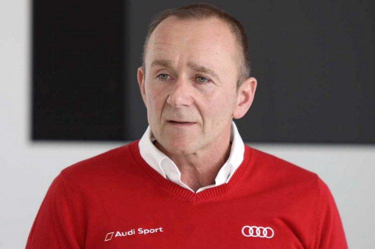 Jörg Zander, Head of Engineering at Audi Sport