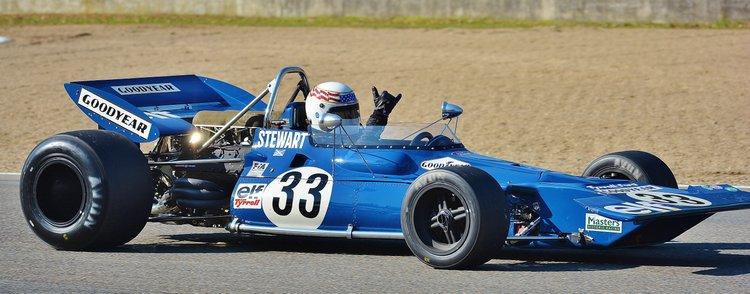 Zolder Masters Historic + Belcar Sat 2016 (159) John Delane - Tyrrell 001