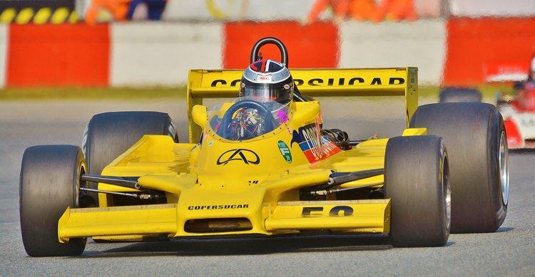 Zolder Masters Historic + Belcar Sat 2016 (541) Alain Plash - Fittipaldi F5A
