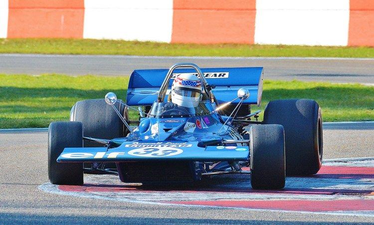Zolder Masters Historic + Belcar Sat 2016 (70) - John Delane - Tyrrell 001