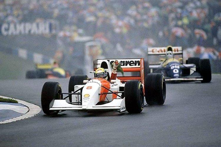 Senna-Donington-Park