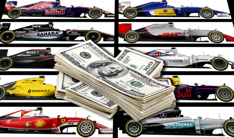 f1 business