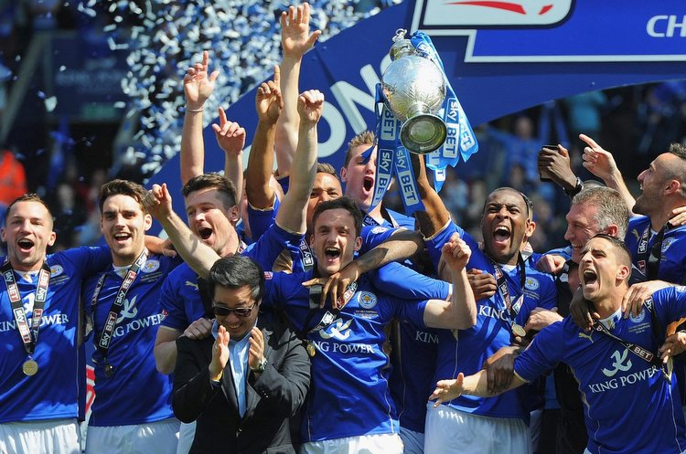 Leicester City, champions