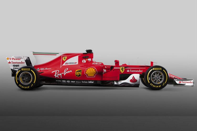 FerrariSF70H7