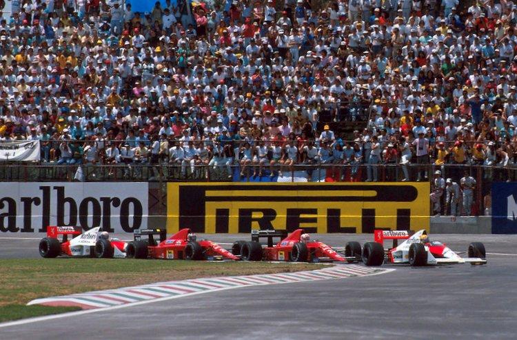 GP MEXICO 1989