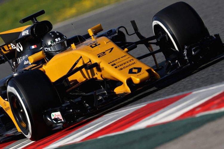 Nico+Hulkenberg+F1+Testing+Barcelona+Day+One+vQaxNjl8YQex