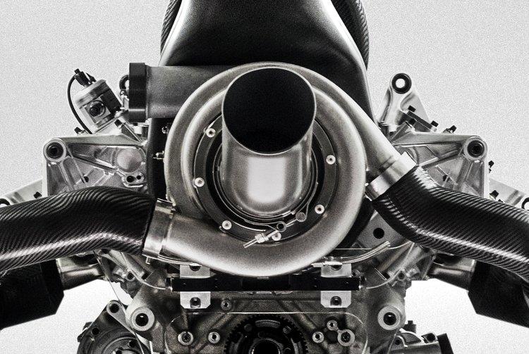 Resultado de imagen de Motor Renault F1 McLaren