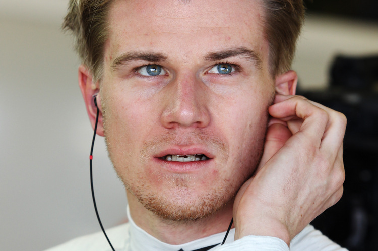 Hulkenberg: I'm not too fussed about the leader thing
