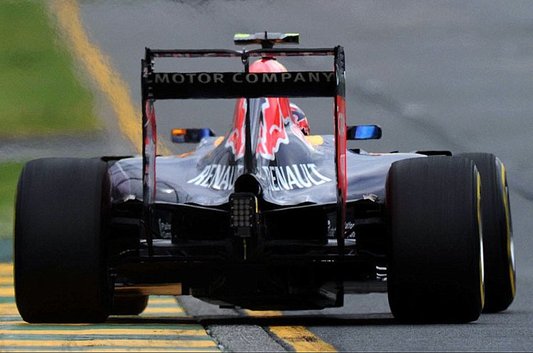 Red Bull, DRS