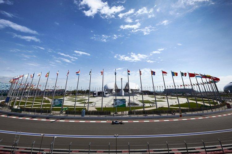 Sochi, Russian Grand Prix