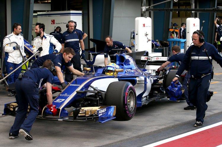 Marcus Ericsson (SWE), Sauber F1 Team. Albert Park Circuit.