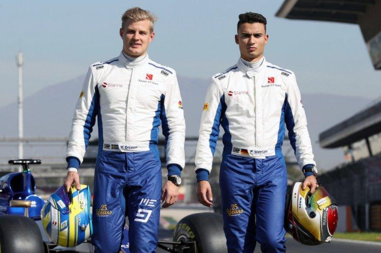 Marcus Ericsson, Pascal Wehrlein