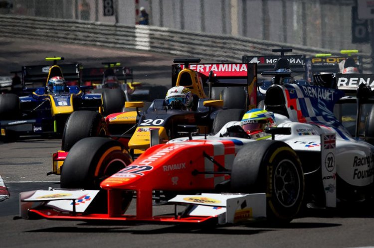 Prema-Powerteam-GP2-Series-Monaco