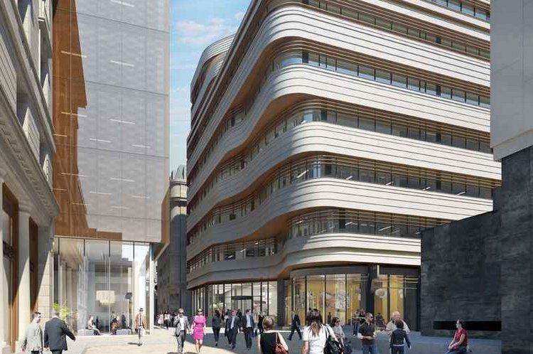 F1 headquarters, St James's Market