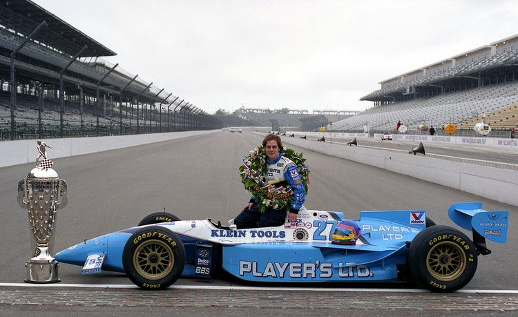 Jacques Villeneuve, Indy 500, winner, Indianapolis