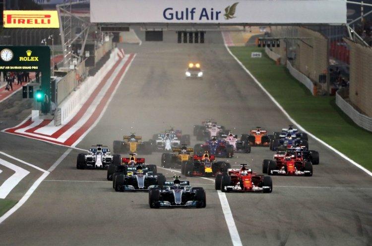 F1+Grand+Prix+of+Bahrain+Start