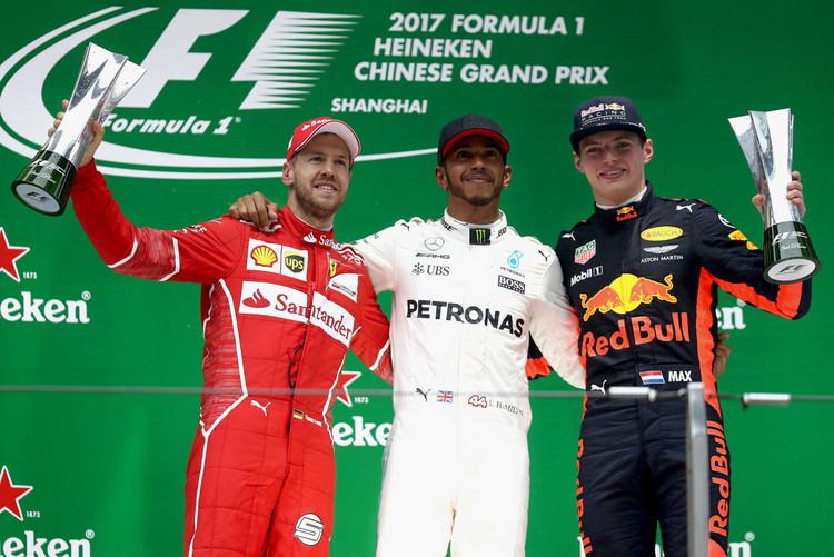 winner, Lewis Hamilton,Mercedes, second,Sebastian Vettel,Ferrari,third,Max Verstappen,Red Bull