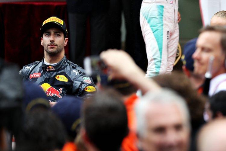 Ricciardo Monaco 2016