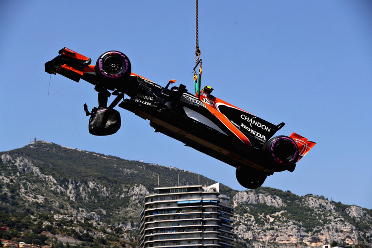 f1 monaco qualifying
