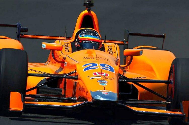 Fernando Alonso, Indy