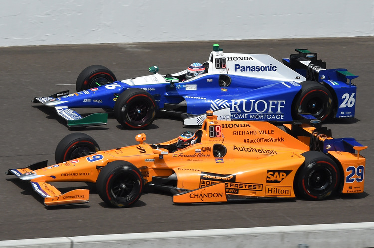 How Many Laps In Indy 500 >> Alonso: It was nice to lead the Indy 500 | GRAND PRIX 247