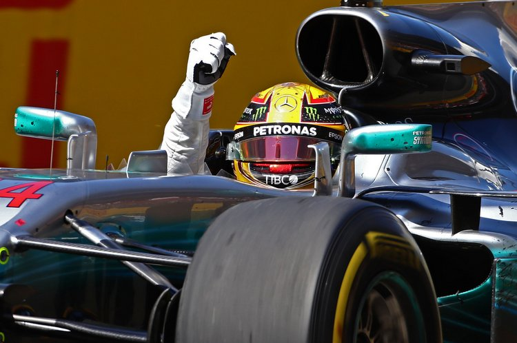 Formula One World Championship 2017, Round 5, Spannish Grand Prix