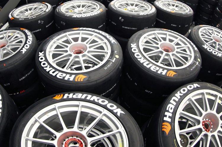Motorsports: DTM race Hockenheim, Hankook Reifen