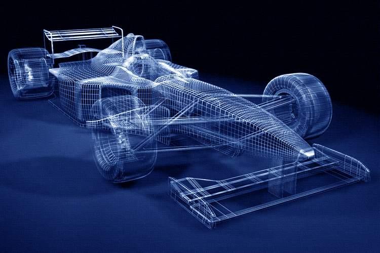 Digital Formula 1