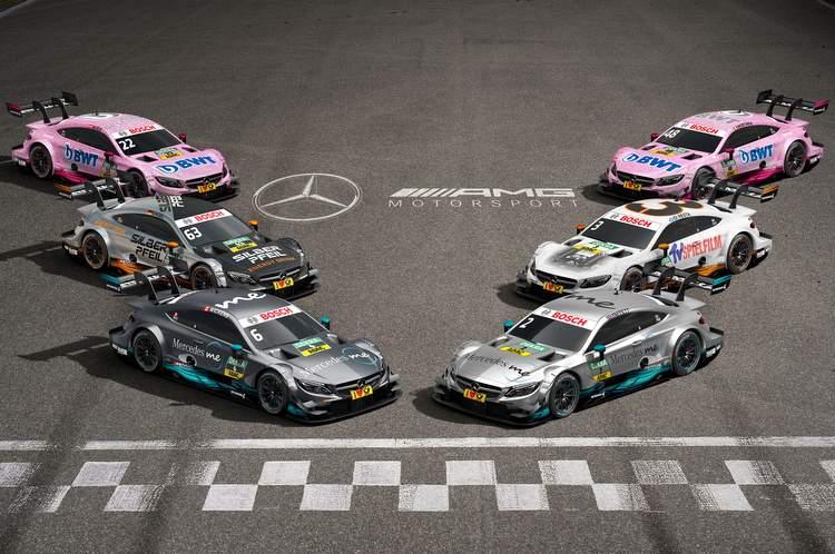 Mercedes-AMG Motorsport DTM Team, Mercedes-AMG C 63 DTM, Tests, Hockenheim ; Mercedes-AMG Motorsport DTM Team, Mercedes-AMG C 63 DTM, Tests, Hockenheim;