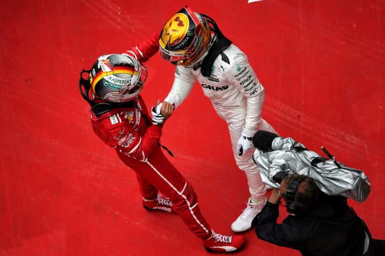 Chinese Grand Prix - Race - Shanghai International Circuit