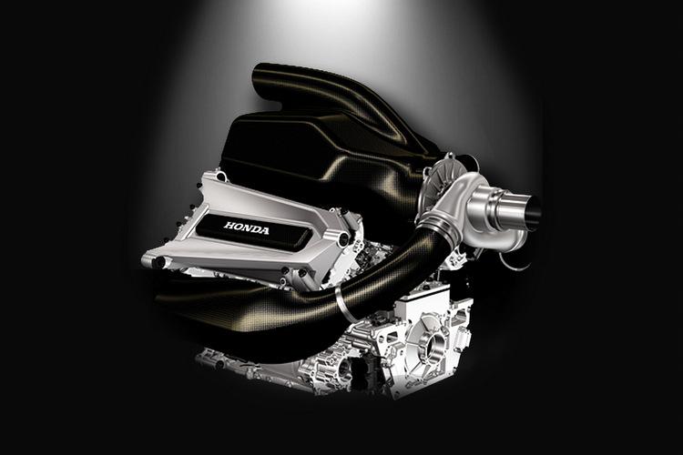 Honda engine F1