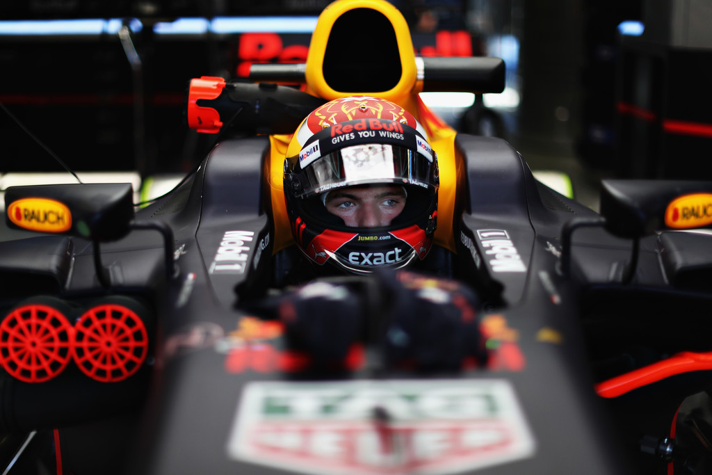 Max+Verstappen+F1+Grand+Prix+Hungary+Practice+Yho351MQ6Hox