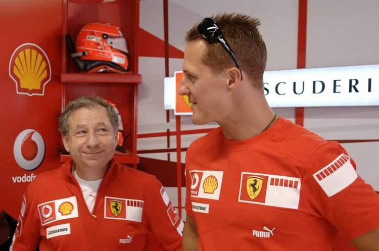 Schumacher Barrichello Austria 2017-07-05 2-06-30 PM