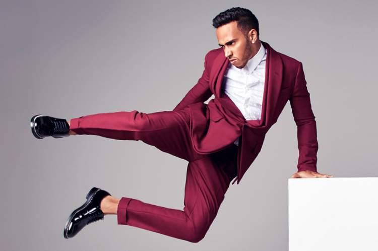 Lewis hamilton, fashion