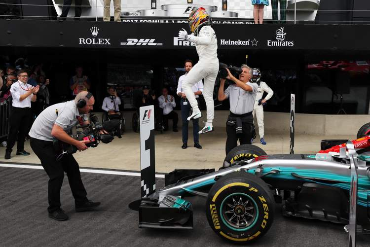 British Grand Prix Race