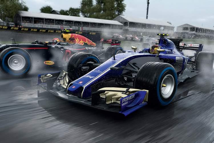 F1 Game photo 2017