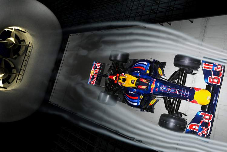 Red Bull Windtunnel