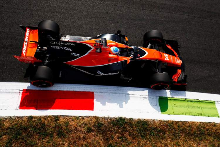 2017 Italian Grand Prix Practice